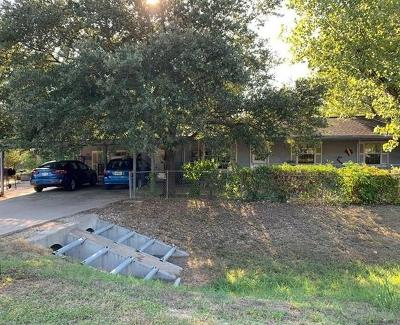 Manor Single Family Home For Sale: 209 N Bastrop St