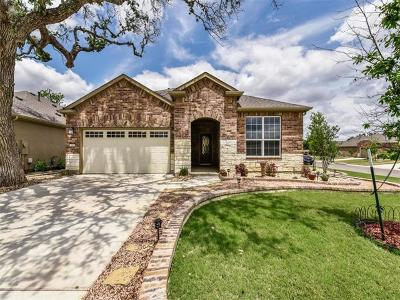 Sun City Single Family Home For Sale: 100 Medina Creek Cv