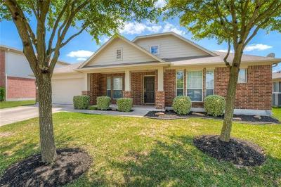 Pflugerville Single Family Home For Sale: 617 Abbeyglen Castle Dr