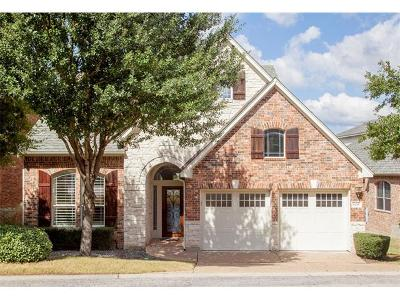 Austin Single Family Home For Sale: 6218 River Place Blvd
