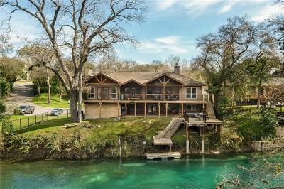 New Braunfels Single Family Home For Sale: 76 Guada Coma