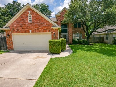 Single Family Home For Sale: 14506 Olive Hill Dr