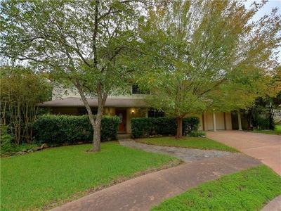 Travis County Single Family Home Pending - Taking Backups: 6207 Adel Cv