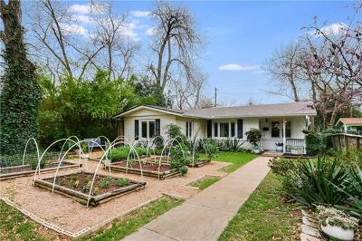 Austin Single Family Home Pending - Taking Backups: 709 E 46th St