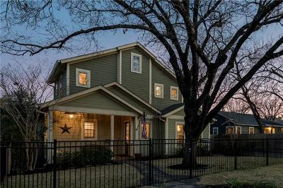 Travis County Single Family Home For Sale: 5509 Avenue G