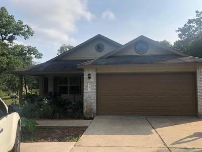 Bastrop County Single Family Home For Sale: 423 McDonald Ln