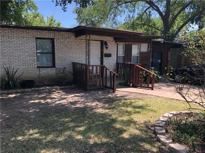 Austin Single Family Home For Sale: 2611 Oaklawn Ave