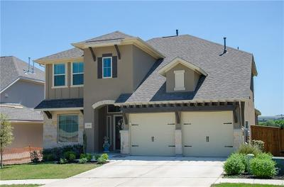 Leander Single Family Home For Sale: 1228 Low Branch Ln