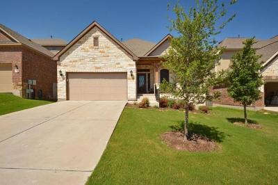 Cedar Park Rental For Rent: 503 Walsh Hill Trl