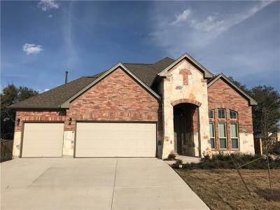 Leander Single Family Home For Sale: 218 Orange Mimosa Ln