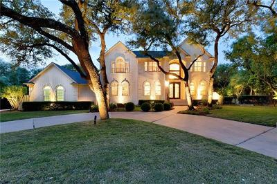 Austin Single Family Home For Sale: 11115 Laurel Creek Cir