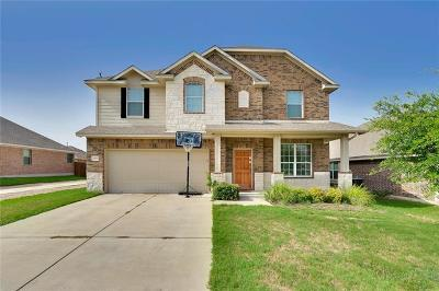 Pflugerville Single Family Home For Sale: 2320 Dovetail St