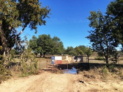 Coryell County Farm For Sale: 3850 Slater Rd