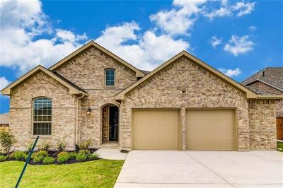 Round Rock Single Family Home For Sale: 2929 Consuelo Cswy