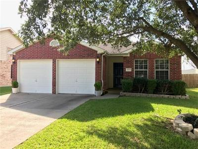 Cedar Park TX Single Family Home For Sale: $219,900