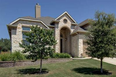 Georgetown Single Family Home For Sale: 601 Fair Oaks Dr