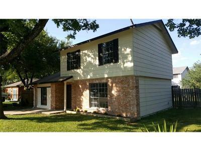 Single Family Home For Sale: 5715 Palo Blanco Ln
