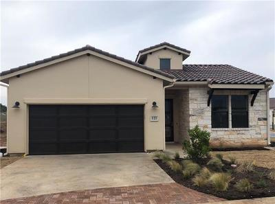 Horseshoe Bay Single Family Home For Sale: 121 Rivalto Rd