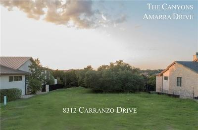 Residential Lots & Land For Sale: 8312 Carranzo Dr