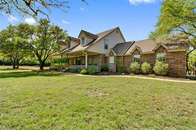 Georgetown TX Single Family Home Pending - Taking Backups: $565,000