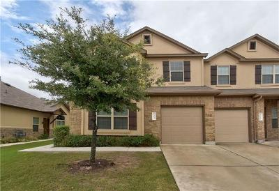 Cedar Park Condo/Townhouse Pending - Taking Backups: 1701 S Bell Blvd #503