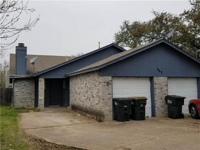 Multi Family Home Pending - Taking Backups: 523 Luther Dr