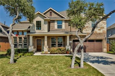 Leander Single Family Home For Sale: 1617 Snyder Trl