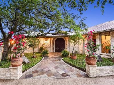 Austin Single Family Home For Sale: 6705 Oasis Pass