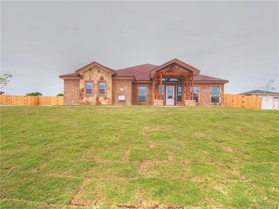 Salado Single Family Home For Sale: 4413 Green Creek Dr