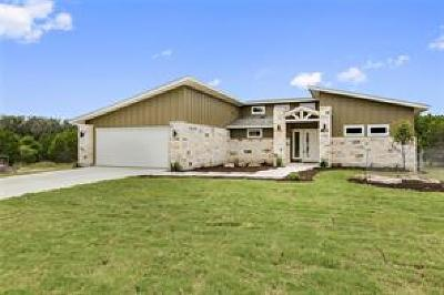 Lago Vista Single Family Home For Sale: 21608 Boggy Ford Rd