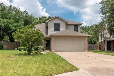 Travis County Single Family Home Pending - Taking Backups: 9104 Contessa Ct