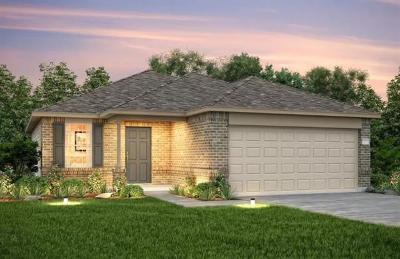 Williamson County Single Family Home For Sale: 629 Sonterra Blvd