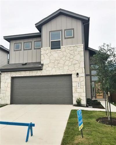 Single Family Home For Sale: 9303 Privet