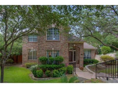 Austin Single Family Home For Sale: 12508 Scates Ct