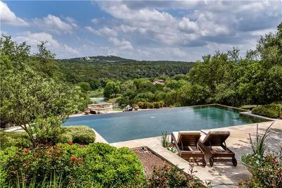 Austin TX Single Family Home For Sale: $9,250,000