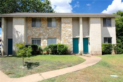 Austin Multi Family Home Pending - Taking Backups: 3212 Crosscreek Dr