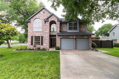 Austin Single Family Home For Sale: 10110 Jupiter Hills Dr