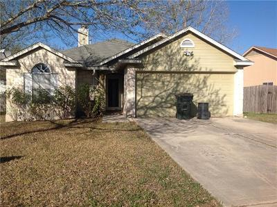 Buda Single Family Home Pending - Taking Backups: 631 Faircrest Dr