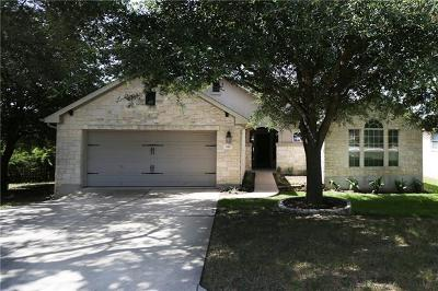 Austin Single Family Home For Sale: 140 Stratton Ct