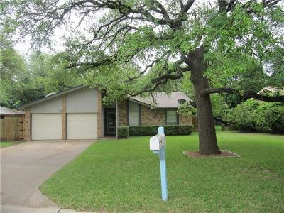 Georgetown Single Family Home For Sale: 312 Golden Oaks Dr