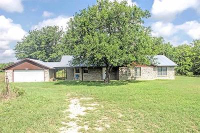 Lockhart Single Family Home For Sale: 9019 Fm 86
