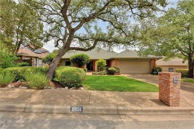 Austin Single Family Home For Sale: 6804 Beauford Dr