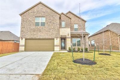 Leander Single Family Home For Sale: 513 Mistflower Springs Dr