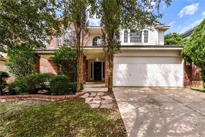 Cedar Park Single Family Home For Sale: 710 Settlement St