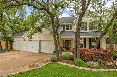 Austin Single Family Home For Sale: 3308 Summer Canyon Dr