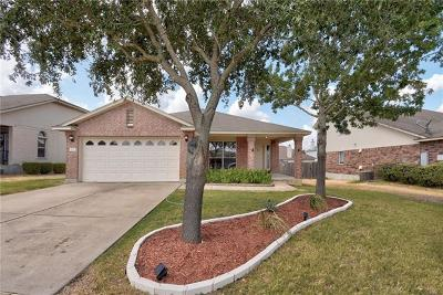 Leander Single Family Home For Sale: 1005 Whitley Dr