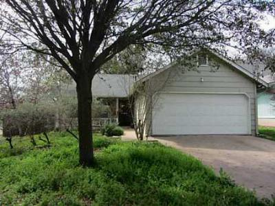 Austin TX Single Family Home Sold: $149,900
