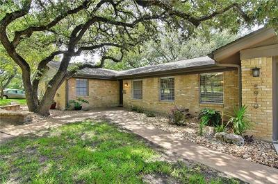 Austin TX Single Family Home For Sale: $795,000