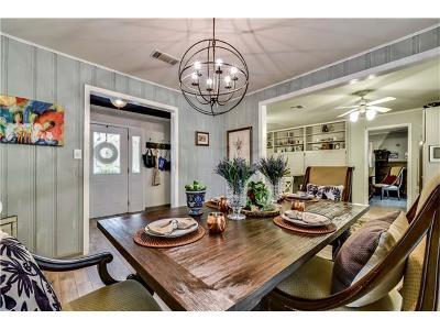 Barton Hills Single Family Home For Sale: 3006 Oakhaven Dr
