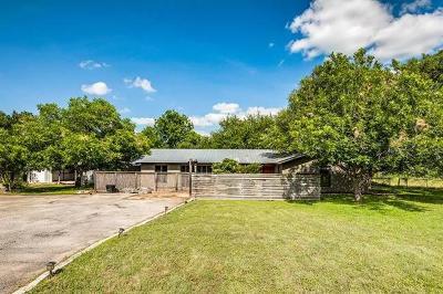 New Braunfels Single Family Home For Sale: 1350 Ervendberg Ave